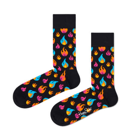 Happy Socks Flames